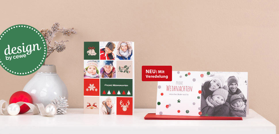 Foto Weihnachtskarten Bestellen.Weihnachtskarten Bestellen